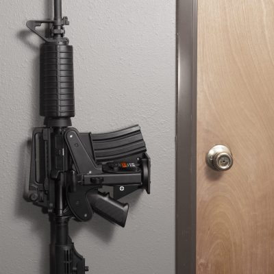 Wall-mount-bracket-with-1070-installed-with-an-AR15